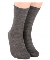 Set of 2 pairs of luxurious men's socks - merino wool