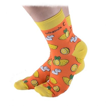 Socks Lemons and Vitamin C