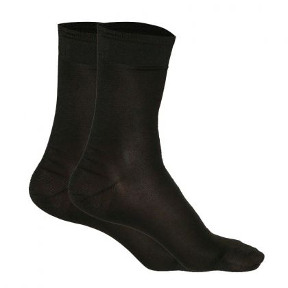 Set of 2 pairs of luxurious men's socks - viscose silk