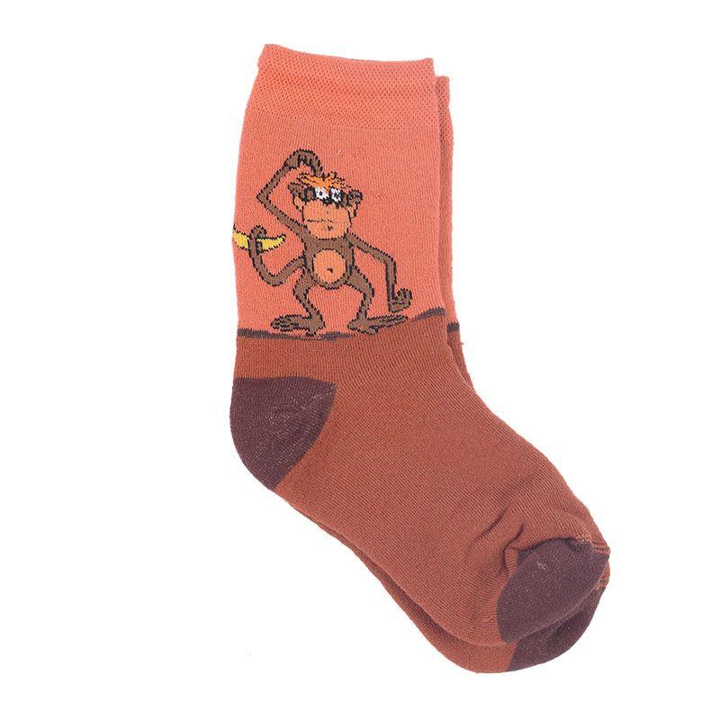 a88e8fe9d80 Детски термо чорапи със свежа маймунка
