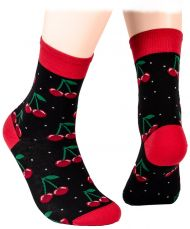 Cherries Socks