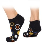 Circles Shorty socks