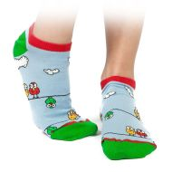 Crazy Birds Shorty socks