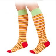 Ladies' 3/4 cotton socks -rays