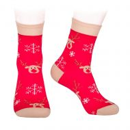 Kids socks with Rudolph