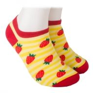Strawberries Short Socks