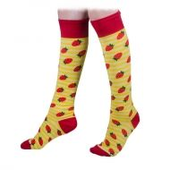 Knee high Strawberry socks