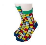 Rubik Kids Socks