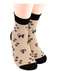 Black cats Socks
