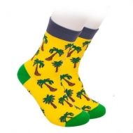 Palm trees Kids Socks