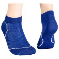 Summer Mesh Ankle Socks -  blue
