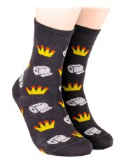 Crowns and Toilet Paper Socks