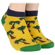 Palm trees Ankle Socks