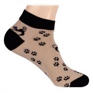 Black cats Ankle Socks