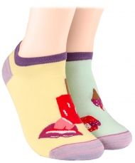 ice cream short socks