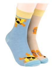 Sea and Summer Kids Socks
