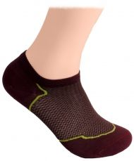 socks with mesh