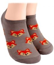 Foxes Shorty Socks