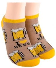 Beer Shorty Socks