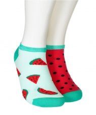 Watermelon Shorty Socks