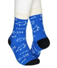 Socks for mathematicians and physicists