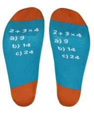 Shorty Socks with inscriptions - Dream Dad